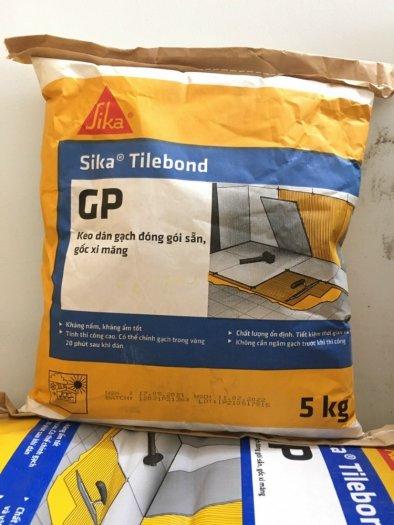 Keo dán gạch - SIKA THẾ VŨ - Sika Tilebond GP (bao 5kg)0