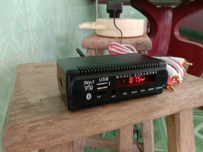 Hộp Bluetooth 5.0 dùng kết nối điện thoại với ampli hoặc mixer3