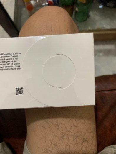 Apple Watch 6 cần bán chưa mở ra có fix mạnh cho ae3