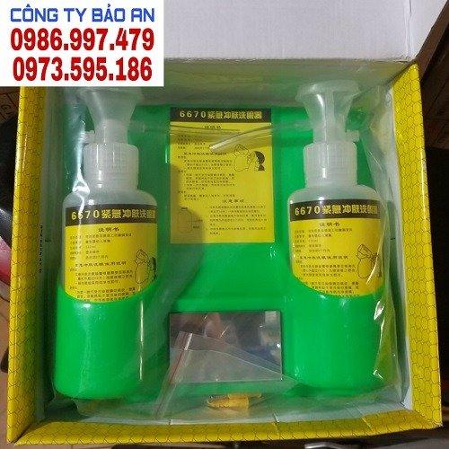Chai rửa mắt khẩn cấp 66701