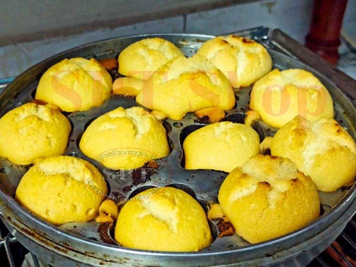 Khuôn Làm Bánh Bông Lan Loại Đặc Biệt, Khuôn Làm Bánh Thuẫn Loại Dày Cao Cấp0