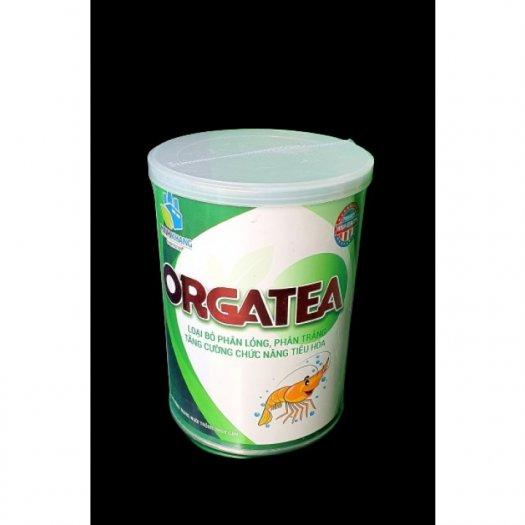 ORGATEA_Loại bỏ phân lỏng, phân trắng, tăng cường chức năng tiêu hóa1
