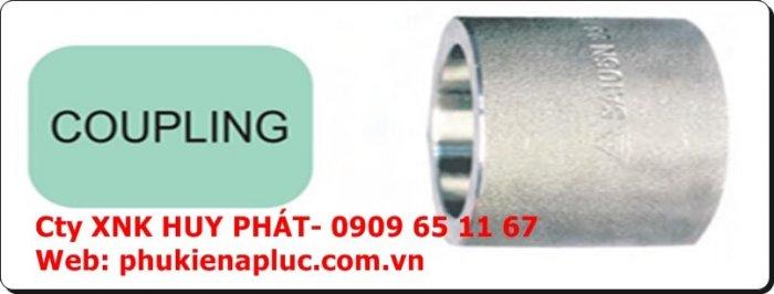 Măng xong (coupling) hàn áp lực thép A1054