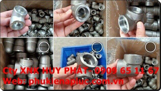 Măng xong (coupling) hàn áp lực thép A1051