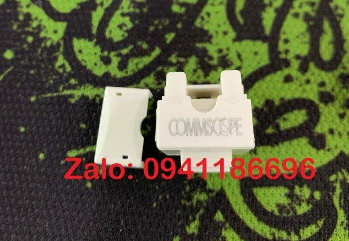 Nhân điện thoại Commscope Cat3 PN: 1375192-11