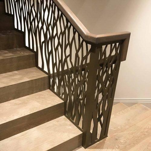 Cầu thang CNC với những ưu điểm vượt trội - thu hút mọi ánh nhìn1
