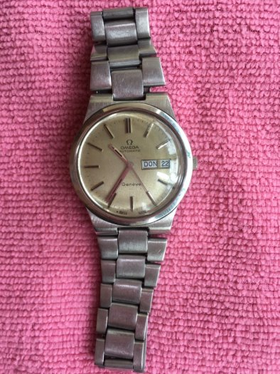 Đồng hồ cổ : OMEGA  AUTOMATIC Geneve (OMEGA Thuỵ Sĩ)5