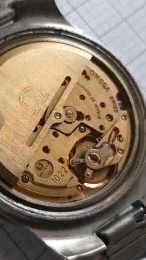 Đồng hồ cổ : OMEGA  AUTOMATIC Geneve (OMEGA Thuỵ Sĩ)2