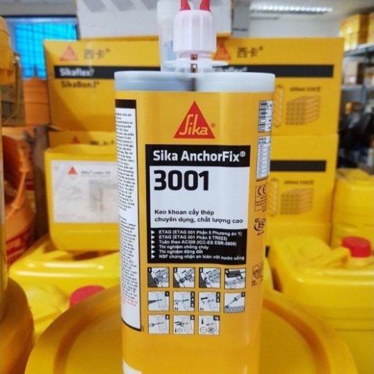 Keo khoan cấy thép chuyên dụng, chất lượng cao  Sika AnchorFix®-30010
