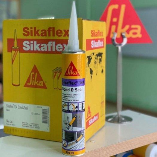 Chất trám khe kết dính đàn hồi - Sikaflex-134 Bond & Seal (Tuýp 300ml)0