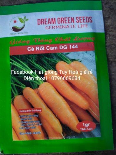 Hạt giống rau củ quả các loại2