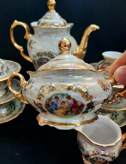 Bộ trà Âu, xuất xứ Tiệp (Jalongshop)5