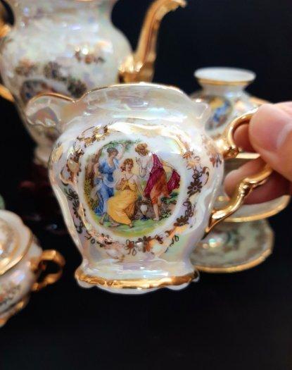 Bộ trà Âu, xuất xứ Tiệp (Jalongshop)4