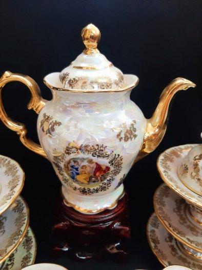 Bộ trà Âu, xuất xứ Tiệp (Jalongshop)1