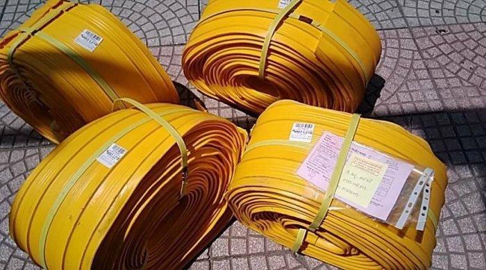 Cuộn nhựa PVC O250-20m dài,kho sài gòn3