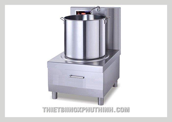 Bếp từ công nghiệp - bếp công nghiệp Phú Thịnh0