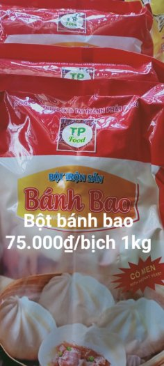 Bột bánh bao 1kg0