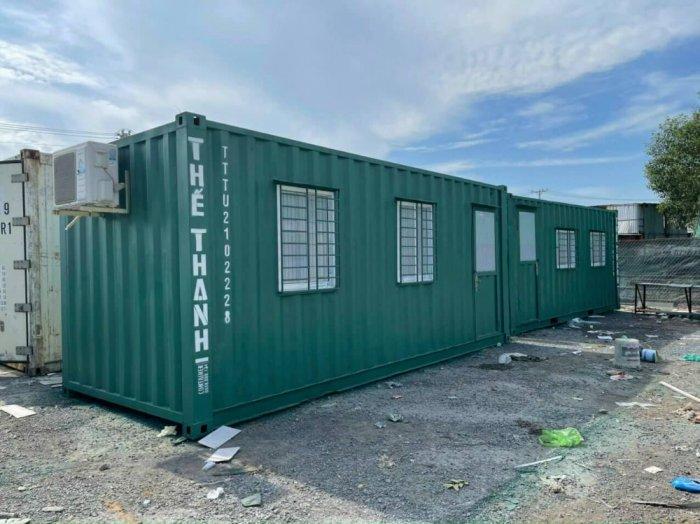 Container văn phòng có sẵn giá tốt0
