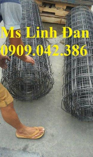 Lưới thép phi 3 a 50x50, phi 4 a 50x50 dạng tấm có sẵn, phi 4 mắt 100x100,5