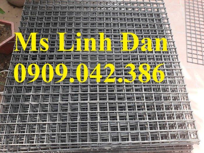 Lưới thép phi 3 a 50x50, phi 4 a 50x50 dạng tấm có sẵn, phi 4 mắt 100x100,3