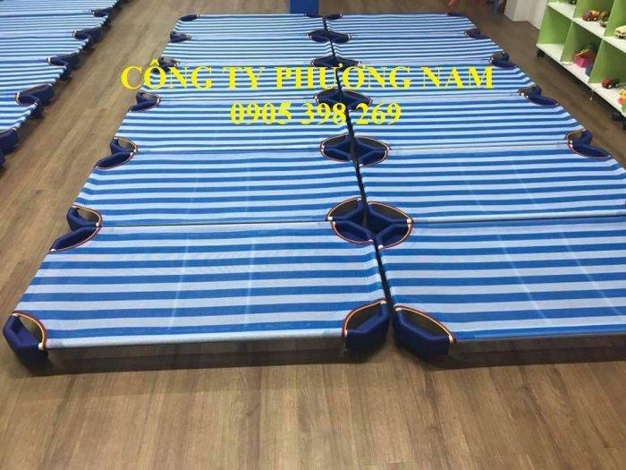 Linh kiện giường ngủ mầm non chất lượng1