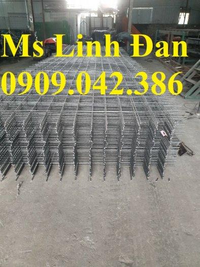 Cung cấp Lưới thép hàn chập phi 8 200*200, Lưới thép A8 200*200, Lưới D8 200*2008