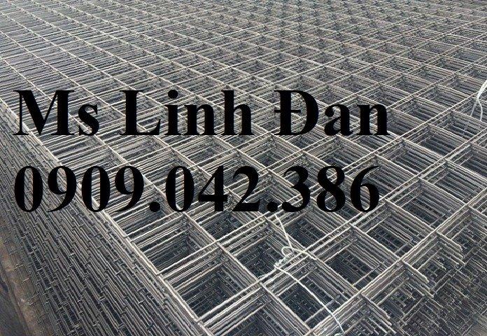 Lưới thép hàn đổ sàn, lưới thép hàn phi 6 a200, lưới thép hàn phi 6 a150,14