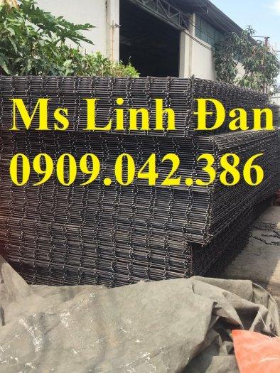 Lưới thép hàn đổ bê tông, lưới thép hàn chập d6a200, lưới thép hàn d6a150,7