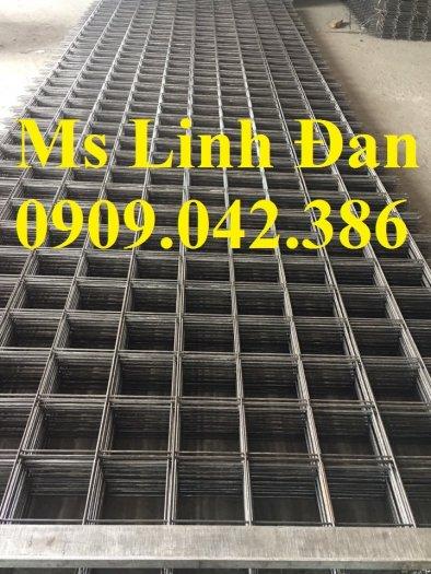 Lưới thép hàn đổ bê tông, lưới thép hàn chập d6a200, lưới thép hàn d6a150,6