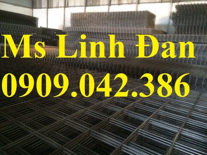 Lưới thép hàn đổ bê tông, lưới thép hàn chập d6a200, lưới thép hàn d6a150,0