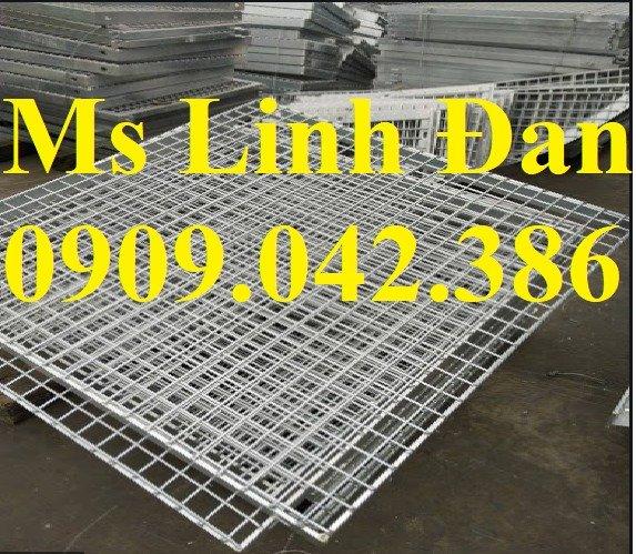Lưới thép hàn mạ kẽm D4 mắt 50x50, D3 mắt 50x50 có sẵn hàng4