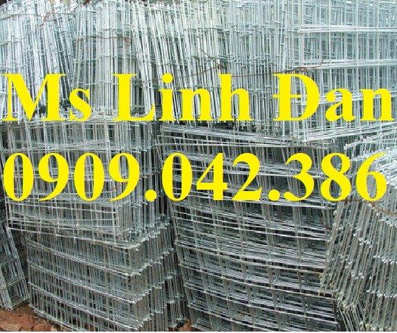 Lưới thép hàn mạ kẽm D4 mắt 50x50, D3 mắt 50x50 có sẵn hàng3