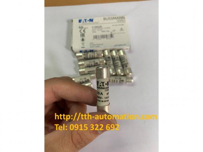 Cầu chì C10G25 - TTH Automatic Nhập khẩu và phân phối chính hãng Cầu chì Bussmann tại Việt Nam2