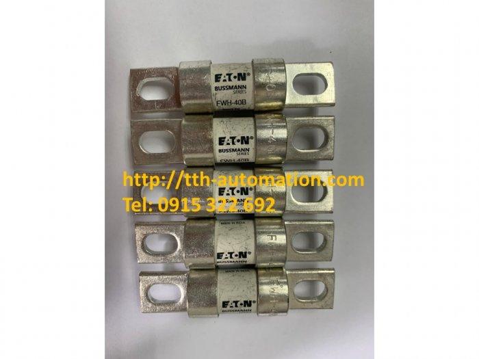 Cầu chì Bussmann FWH40B - Nhập khẩu và phân phối bởi TTH Automatic Co.,LTD0