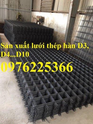 Lưới thép đổ bê tông D4 A100, D4 A150, D4 A200 giá rẻ6