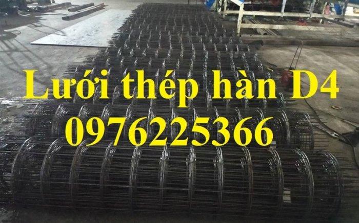 Lưới thép đổ bê tông D4 A100, D4 A150, D4 A200 giá rẻ1
