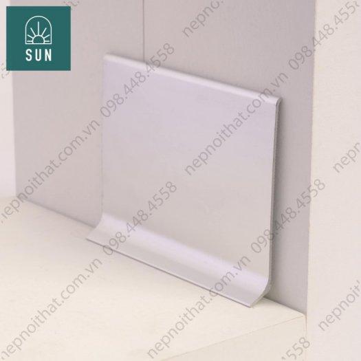 Len chân tường nhôm DPC60 - Len chân tường giá tốt - Nẹp chỉ tường - Phào nẹp chân tường1