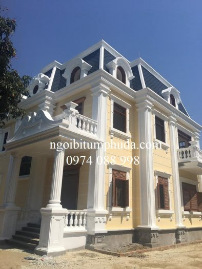 Ngói lợp nhà cao cấp nhập khẩu chính hãng tại Hà Nội0