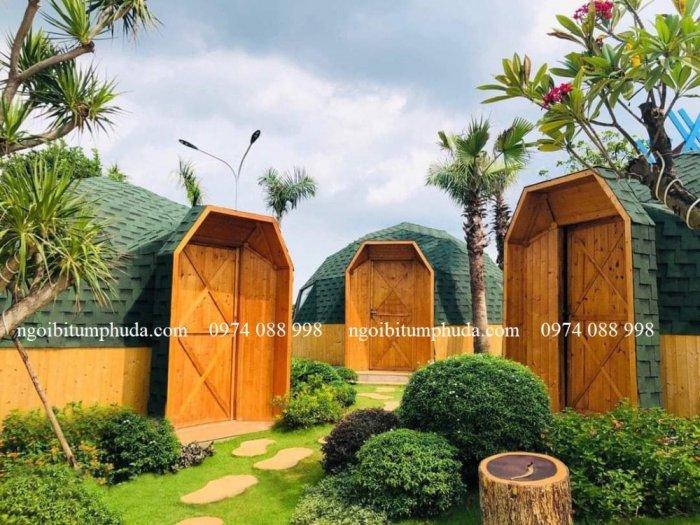 Phân phối trực tiếp ngói lợp nhà giả đá trang trí 3D cho biệt thự, bungalow4