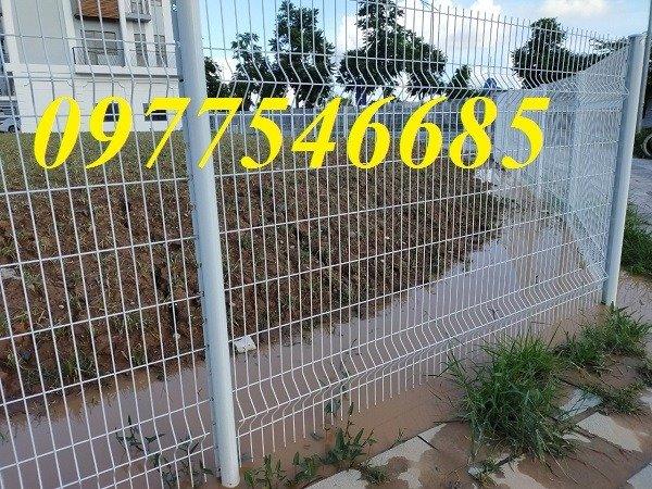 Lưới hàng rào phi 5A50x200 mạ kẽm sơn tĩnh điện3