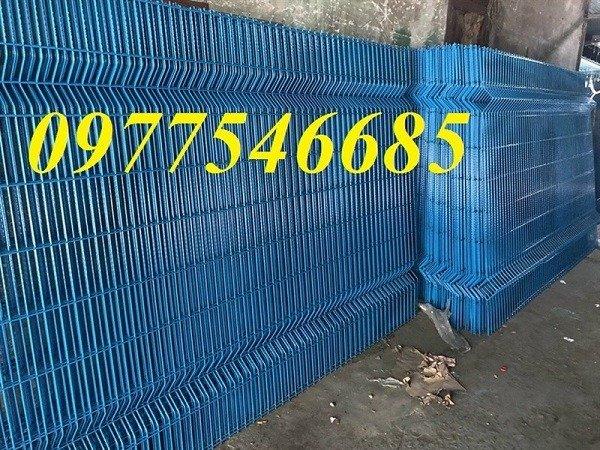 Lưới hàng rào phi 5A50x200 mạ kẽm sơn tĩnh điện1