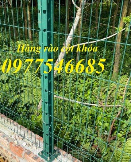 Giá lưới hàng rào sơn tĩnh điện rẻ nhất thị trường1