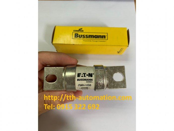 Cầu chì Bussmann FWH125B - TTH Automatic Co.,Ltd - Sẵn hàng 09153226921