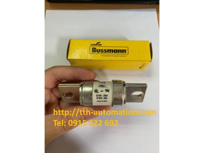 Cầu chì Bussmann FWH125B - TTH Automatic Co.,Ltd - Sẵn hàng 09153226920