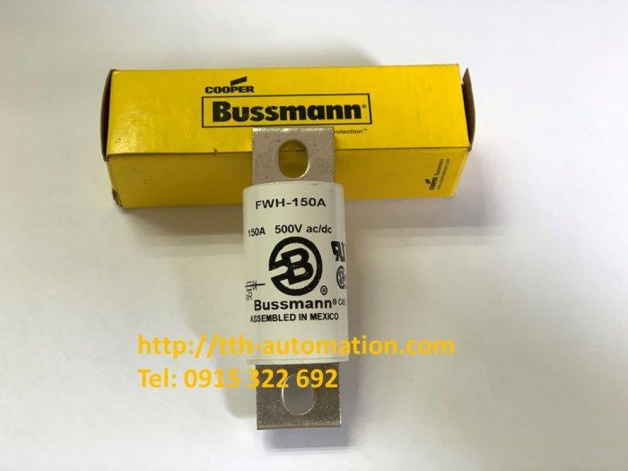 Cầu chì Bussmann FWH-150A - TTH Automatic Co.,LTD - Sẵn hãng : 09153226920