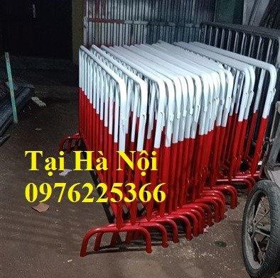 Hàng rào di động mạ kẽm 1.2 x 2m5