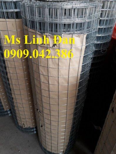 Lưới thép hàn D3 a 50x50 khổ 1m, 1.2m , 1.5m mạ kẽm9