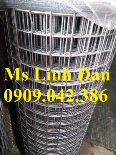 Lưới thép hàn D3 a 50x50 khổ 1m, 1.2m , 1.5m mạ kẽm8