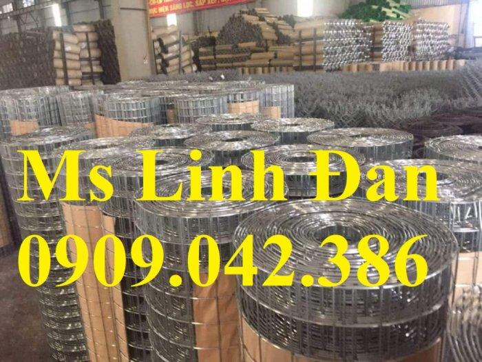 Lưới thép hàn D3 a 50x50 khổ 1m, 1.2m , 1.5m mạ kẽm7