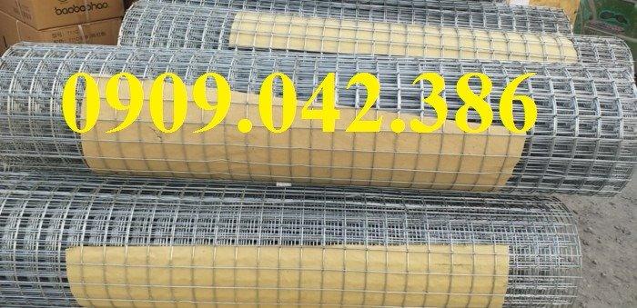 Lưới thép hàn mạ kẽm D2 ô 25x25 khổ 1m, 1.2m, 1.5m9